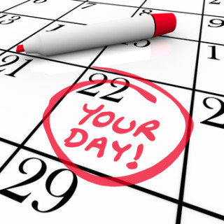 Your event day, save it today